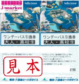 チケット パラダイス 八景島 シー